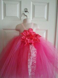 Pretty in Pink: ott tulle tutu