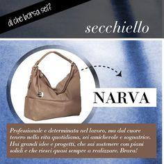 Di che borsa sei? Le donne che amano le borse a secchiello sono professionali e determinate, ma dal cuore tenero...
