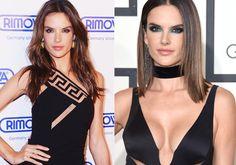 8 celebridades mostram como fios mais curtos são sexy