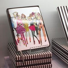 Izak Zenou at #henribendel #izakart #bendelsgirl  #fashionillustration #notebooks #illustratednotebooks #calendars #illustratedcalendards #illustratedagendas #fungifts www.henribendel.com www.shopizak.com www.traffic-nyc.com
