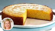The Best ORANGE CAKE Recipe! - YouTube Baking Recipes, Cake Recipes, Dessert Recipes, Orange Recipes, Sweet Recipes, Fun Recipes, Recipies, Orange Syrup Cake, Easy White Bread Recipe