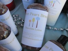 Check out Kayly n my chocolate lotion!!  Smells just like chocolate!! You have to try it!!  ThreePearsBreeze on Etsy, $5.00