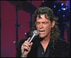 """BJ Thomas - """"Raindrops Keep Falling On My Head""""  -- is he gorgeous or what?!?"""