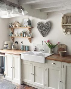 ❤sweet kitchen @Nicky Keen (@joy_interiors)