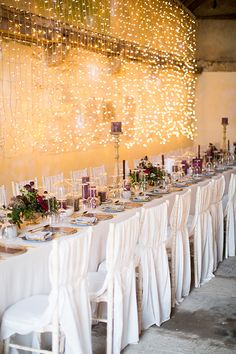 Stunning table setting // by Brosnan Photographic and Pearl