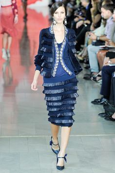 Tory Burch Spring 2012 Collection