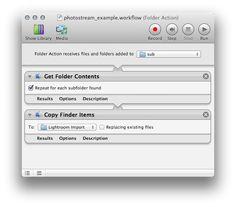 Adam Portilla - Google+ - How to integrate iCloud Photo Stream with Adobe Lightroom 4…
