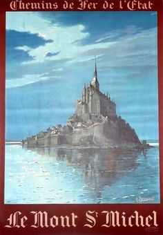 Le Mont St.Michel