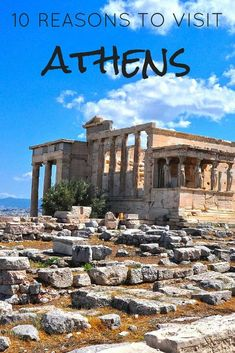 10 Reasons Why You Need To Visit Athens http://www.lindagoeseast.com/2016/07/19/10-reasons-why-you-need-to-visit-athens/