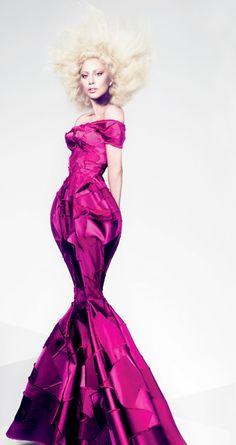 Lady Gaga, Vogue US, September 2012