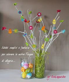 Acchiappaidee: Coloriamo la nostra Pasqua