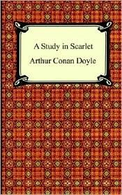 A Study in Scarlet is the first story about Sherlock Holmes and Dr. Watson written by Sir Arthur Conan Doyle. Sold to a publisher in 1886, the Sherlock Holmes stories are still very popular worldwide and need not be read in any particular order.
