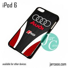 Nice Audi 2017: Audi RS iPod Case For iPod 5 and iPod 6...  Products