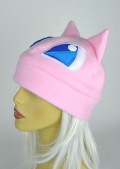 Mew Pokemon Beanie  Pokemon Cosplay   Video by AnimeHatmania #pokemonhats