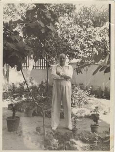 "Ahmad Zaky Abushady, (Matareyah?) 1930 (""poet, beemaster, humanist"") by Joy Garnett (archive), via Flickr"