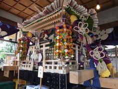 瑞饋祭(ずいきまつり)〜京都 北野天満宮|おじゃかんばん『フォトブラ☆散歩物語』