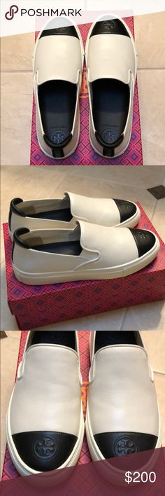 09e0bf9877c Tory Burch - NWT - color block slip-on sneaker Tory Burch - NWT -