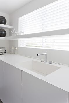 Integrated Corian Sink By Liedssen