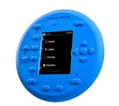 Crestron UFO Remote Is Ready to Go Twenty Thousands Leagues with Your Pool