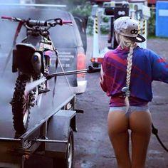 Motocross : Photo