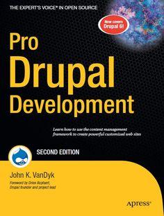 Pro Drupal Development Second Edition