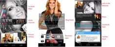 Facebook Feed, Celine Dion, Mobile Marketing, Spaces, Simple, Amazing, Pretty, Check