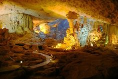 Phong Nha Caves in Quang Binh Province