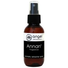Annan Refresher Spray by Angel Aromatics | Annan angel spray. Available at http://www.angelaromatics.com.au/fragrances/refresher-sprays/annan-angel-spray