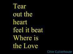 Micropoetry & Poetry of Clive Culverhouse Where Is The Love, Short Poems, Poetry, About Me Blog, Feelings, Small Poems, Poetry Books, Poem, Poems