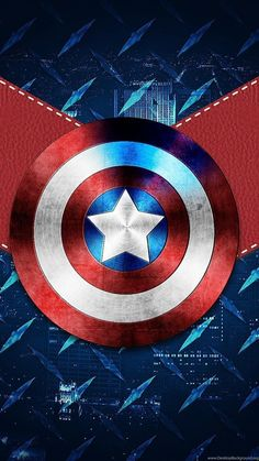 Captain America Shield Wallpapers 69+ images, [alt_image] Captain America Logo, Captain America Wallpaper, Captain Amerika, Geek Stuff, Wallpapers, Superhero, Top Free, Logos, Fictional Characters