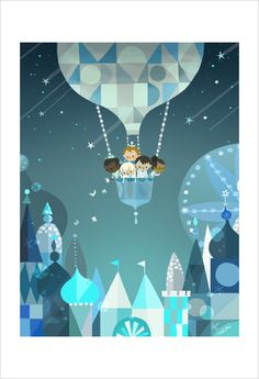 A balloon, a basket, and a world of fun by Joey Chou (It's a Small World: Exhibit)