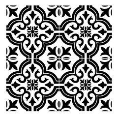 TILE18 Reusable Laser-Cut Floor or Wall Tile Stencil