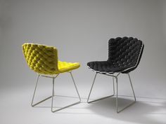Bertoia Loom Chair for Clément Brazille