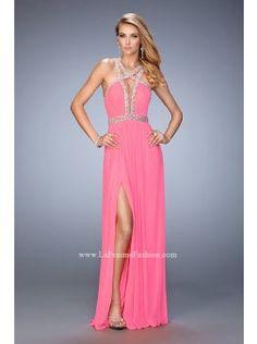 La Femme 22347 | Find this 2016 prom dress at www.henris.com