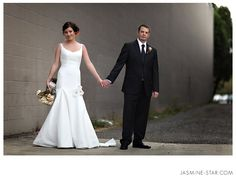 Seattle Wedding : Laura + Billy : creativeLIVE by Jasmine Star