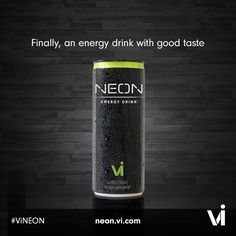 NEON Energy Drink Launches at NST