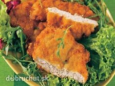 Kuracie prsia v jogurte Russian Recipes, Tandoori Chicken, Salmon Burgers, Poultry, Meat, Ethnic Recipes, Essen, Backyard Chickens