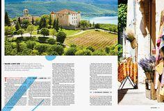 Escapades Magazine, Issue III on Editorial Design Served