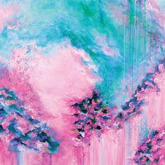 """Sunshine Lollipops II"" By Artist Julia Di Sano, Owner/ Artist of Ebi Emporium, Available now on iCanvas #artprint #canvas #colorful #EbiEmporium @icanvasart #iCanvas #JuliaDiSano #wallart #decor"