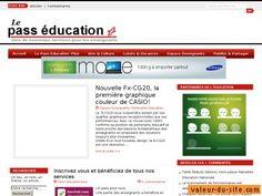 Le Pass Education' Plus met à la disposition des enseignants gratuitement en libre téléchargement un ensemble de leçons, cours et exercices corrigés à imprimer (format pdf), pouvant être aisément modifiés et adaptés par tout éditeur de texte (fiche à télécharger au format rtf).