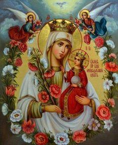 Virgin Mary Art, Virgin Mary Statue, Blessed Mother Mary, Blessed Virgin Mary, Religious Images, Religious Art, Jungfrau Maria Statue, Mary Magdalene And Jesus, Bernadette Of Lourdes