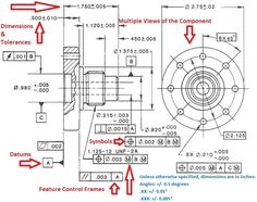 MECANIQUE EN LIGNE: Tableau arbre/alésage tolérance, cotes tolerancées ISO. | Divers | Tableau ...