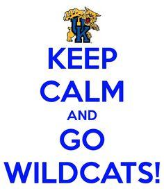 Go Kentucky!!!