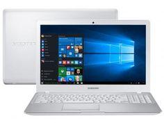 "Notebook Samsung Expert X50 Intel Core i7 - 8GB 1TB LED 15,6"" Placa de Vídeo 2GB Windows 10"