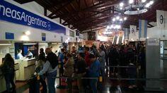 El tráfico de pasajeros aéreos en Salta creció el 32,6%: El aeropuerto de Salta registró 85.078 viajeros y una suba del 32,6%. En los…