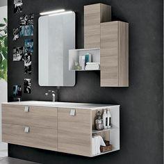 Hope, la collezione di mobili bagno che si trasforma in lavanderia ...