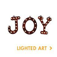 Lighted Art #BigLots