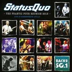 Status Quo - Live At Wembley