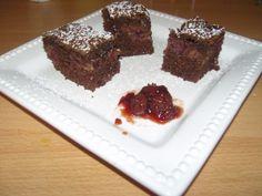 Meggyes kevert sütemény - Sütemény receptek Food, Essen, Meals, Yemek, Eten