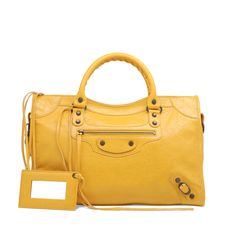 Mangue Balenciaga City  #balenciaga #city #handbag  More on www.balenciaga.com